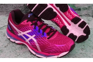 Review Asics Nimbus 18