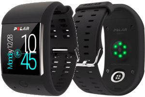 Polar M600 Review, Optische pols hartslagmeting, kleurenscherm en activitytracking!