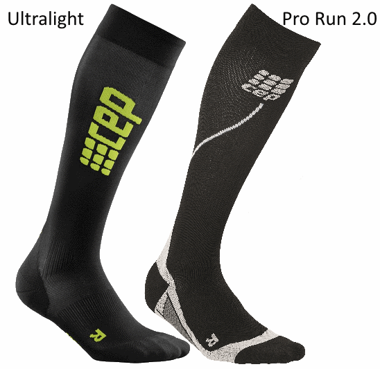 ultralight vs pro run 2