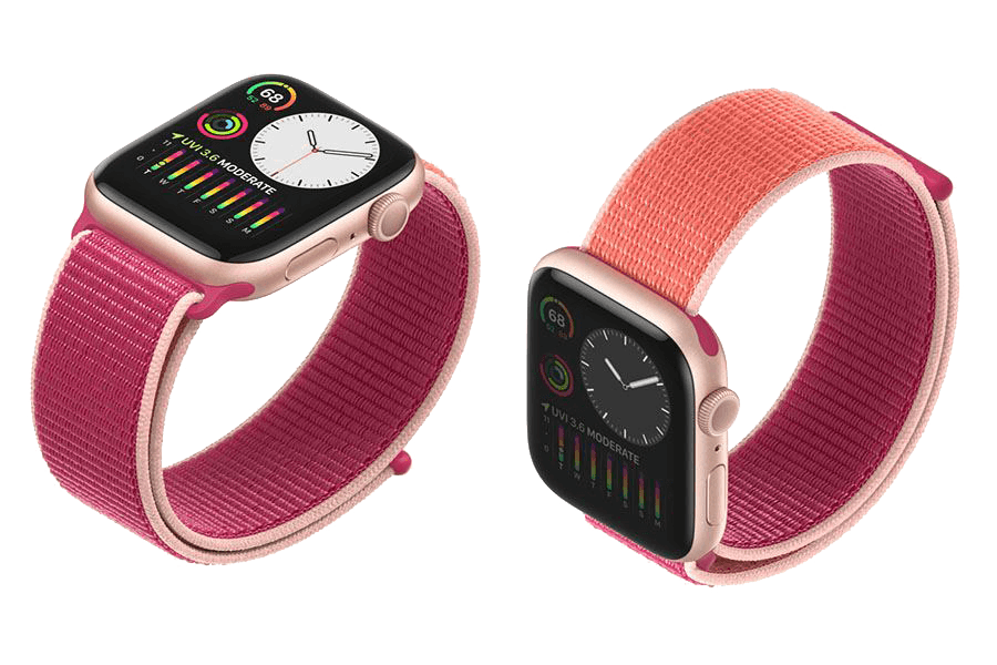 Apple watch 5 hartslagmeter