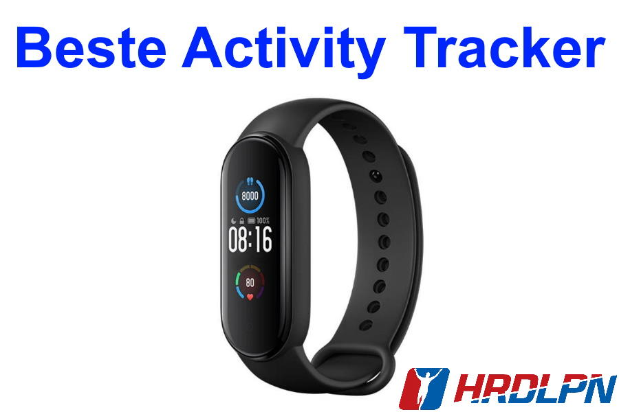 beste activity tracker
