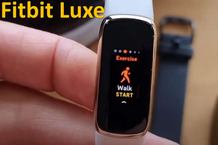 fitbit Luxe test