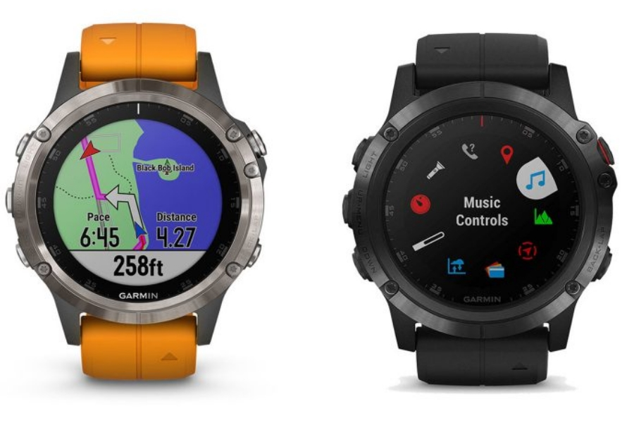 Garmin 5 Plus Met Muziek Garmin Pay Navigatie En Running Dynamics