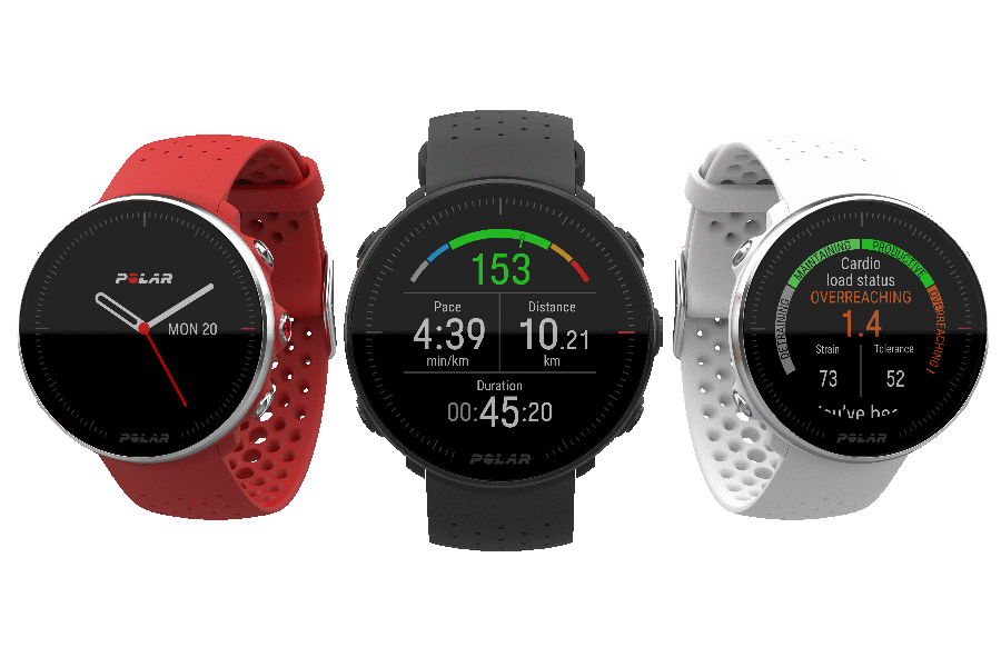 Polar Vantage V en M | vs Garmin 945 | Suunto | Samsung Galaxy Watch | Apple Watch 4