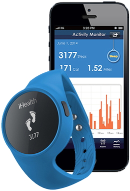 ihealth activity