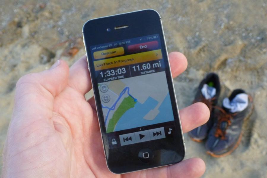Live tracking | Hoe werkt live tracking via app (of Garmin)?