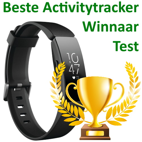 winnaar beste activitytracker test